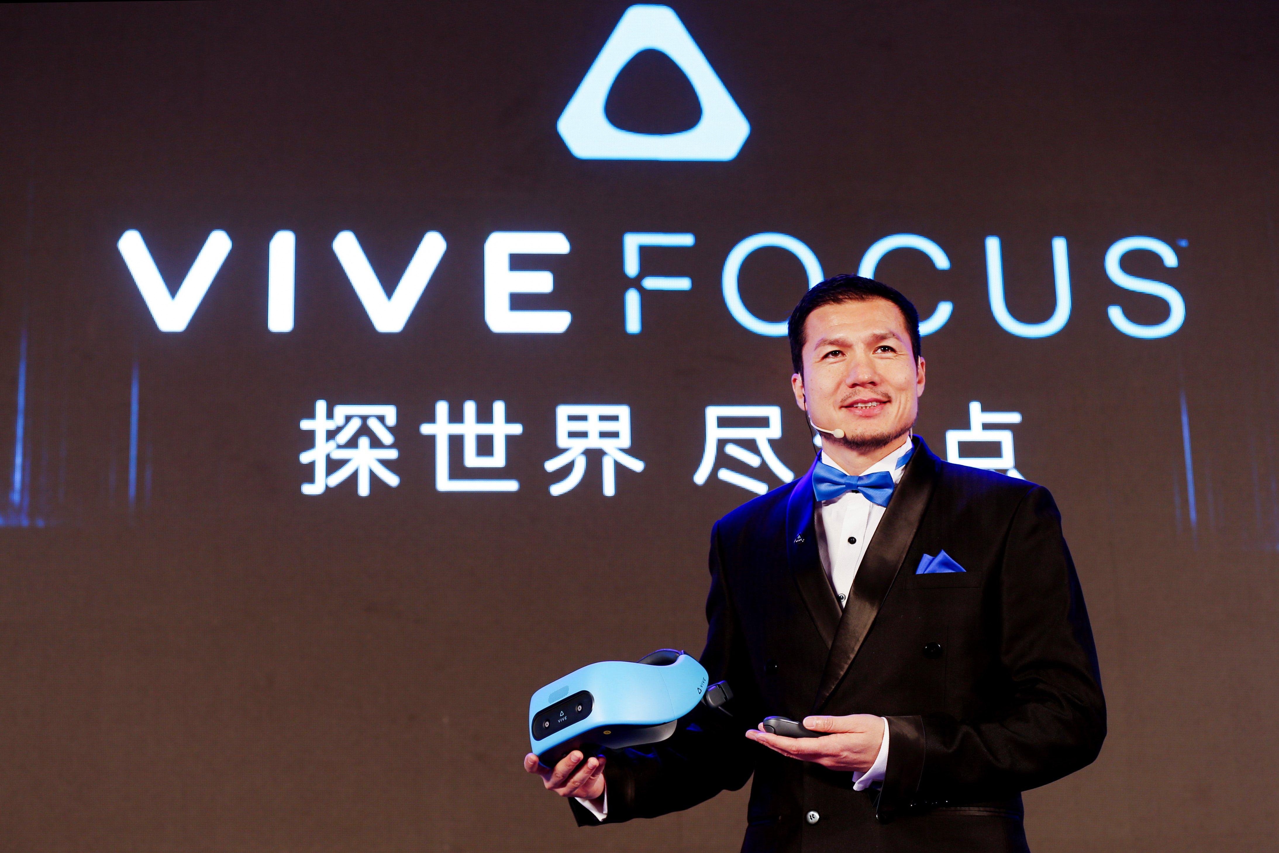 HTC VIVE ANNOUNCES THE VIVE WAVE VR OPEN PLATFORM WITH SUPPORT FROM