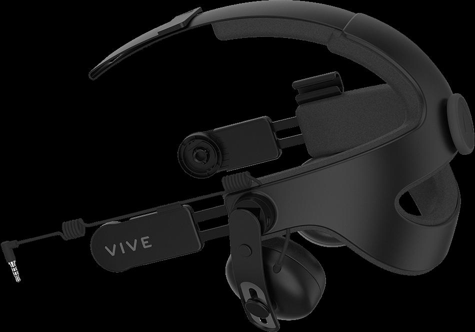 Крепление VIVE Deluxe Audio