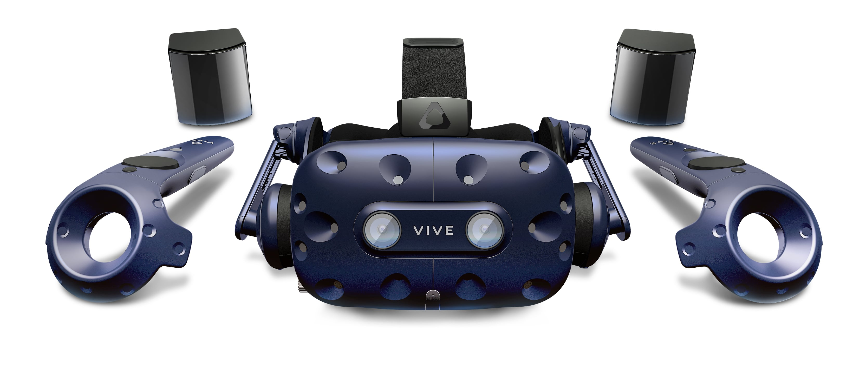 HTC VIVE LAUNCHES VIVE PRO FOR ENTERPRISES TO GROW VR-BASED