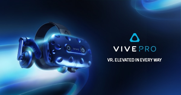 VIVE Pro | The professional-grade VR headset