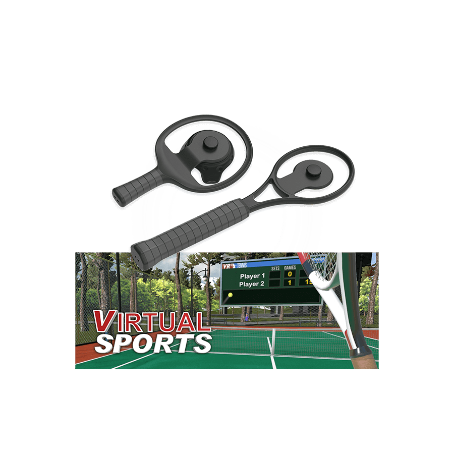 Racket Sports Set with VIVE Tracker